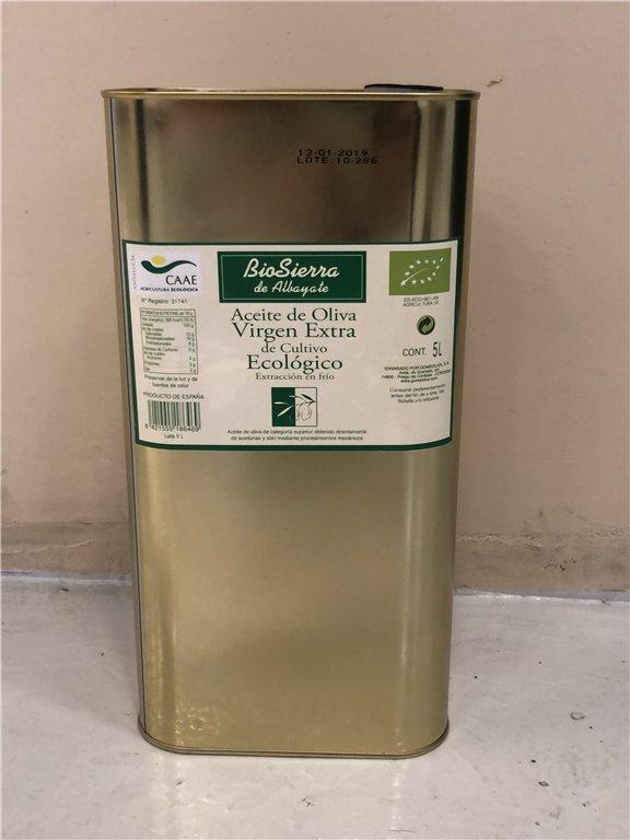 Aceite Oliva Virgen  Lata, 1 ud