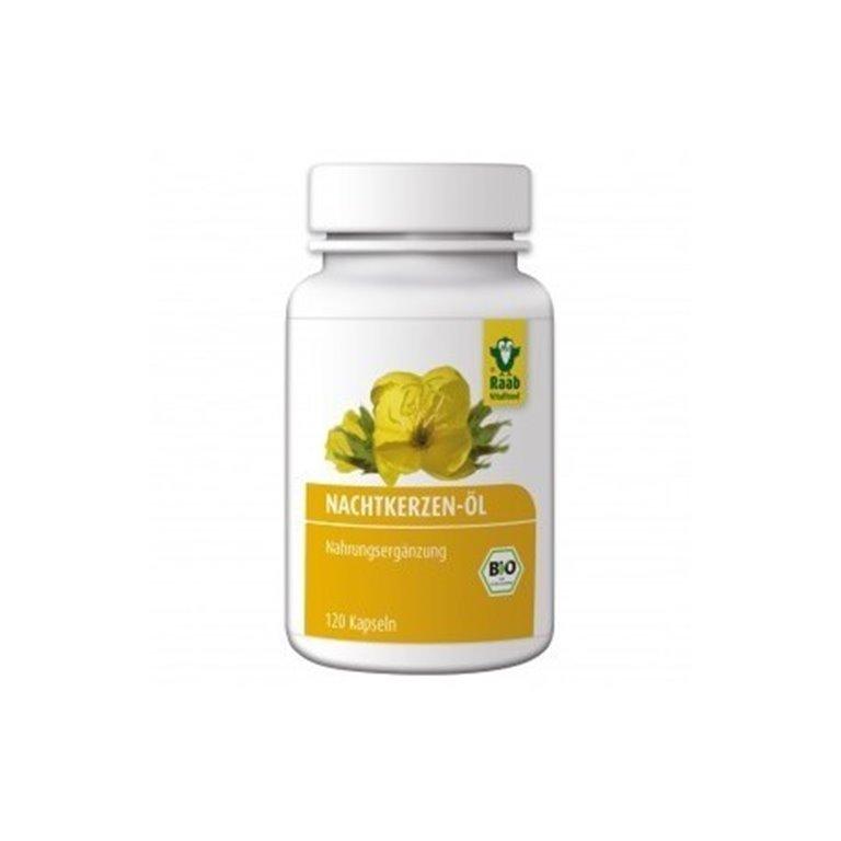 Aceite Onagra 120 Cap, 1 ud