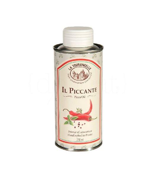 Aceite Picante 25cl. La Tourangelle. 6un.