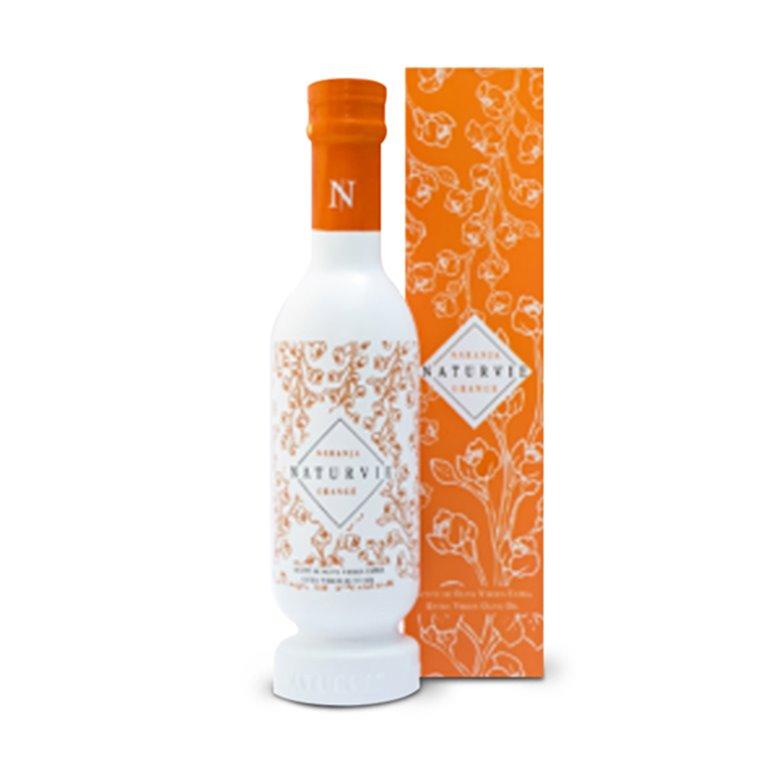 Aceite Premium a la Naranja, Aceite de Oliva Virgen Extra