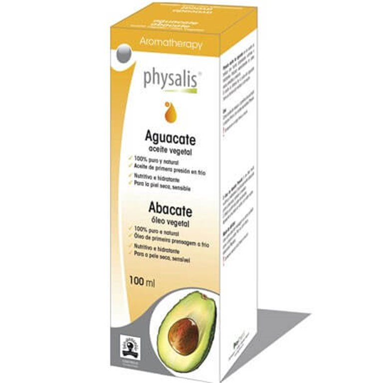 Aceite Vegetal De Aguacate, 1 ud