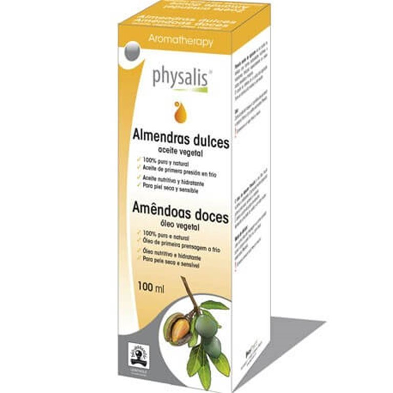 Aceite Vegetal De Almendras Dulces, 1 ud
