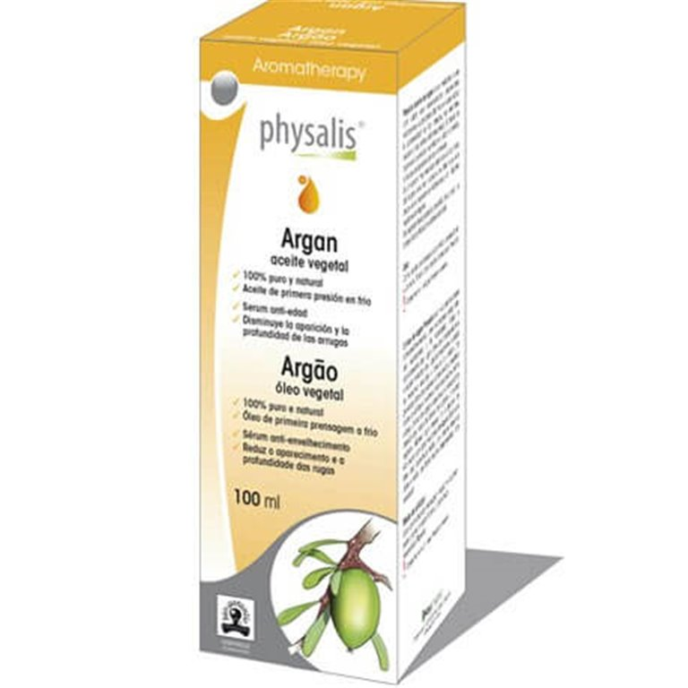 Aceite Vegetal De Argan