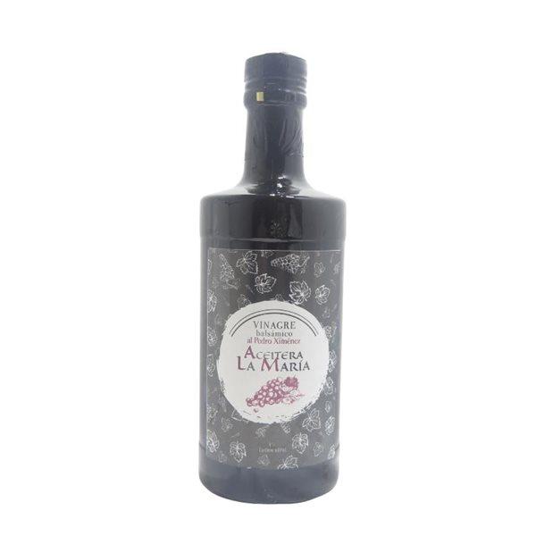 Vinagre Balsámico al Pedro Ximenez 50 Cl Cristal