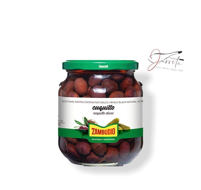 Aceituna Cuquillo - Tarro, 620 gr