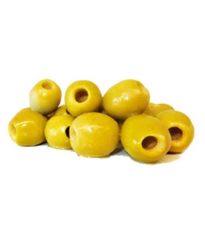 Aceitunas deshuesada (sabor natural)
