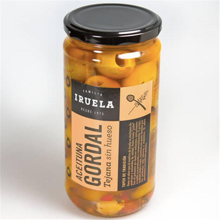 Aceituna gordal Iruela