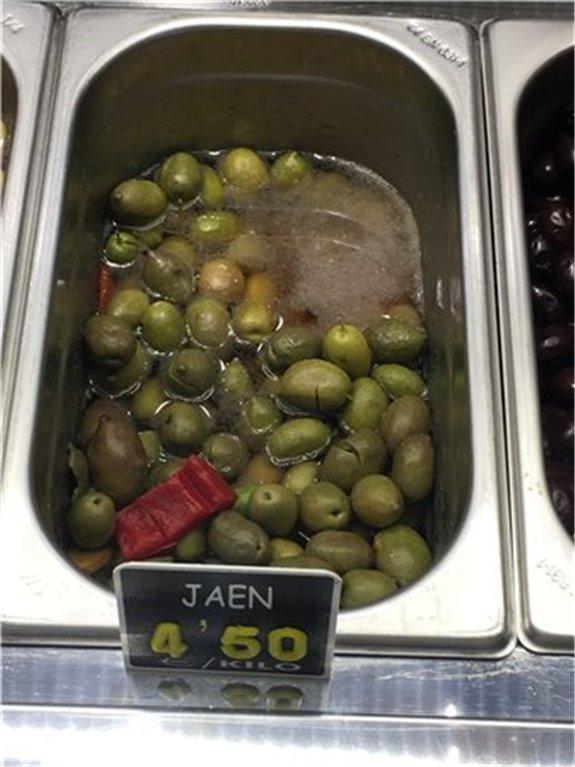 Aceituna Jaén