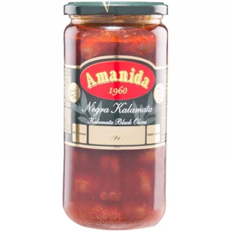 Aceituna negra Kalamata Amanida, 1 ud
