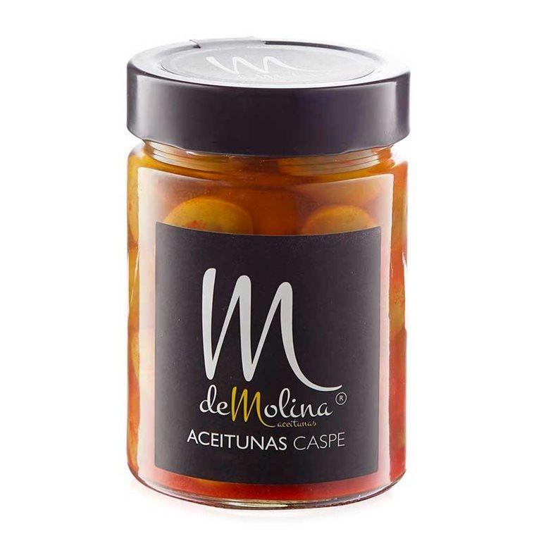 Aceituna verde Caspe Molina