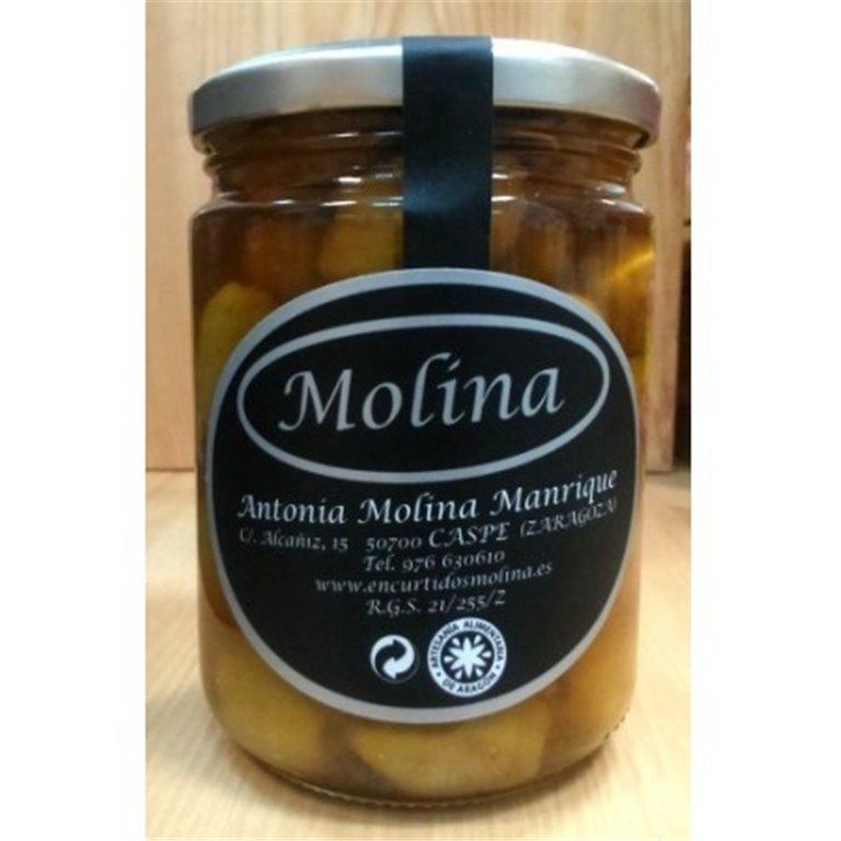 Aceituna verde Caspe Molina, 1 ud