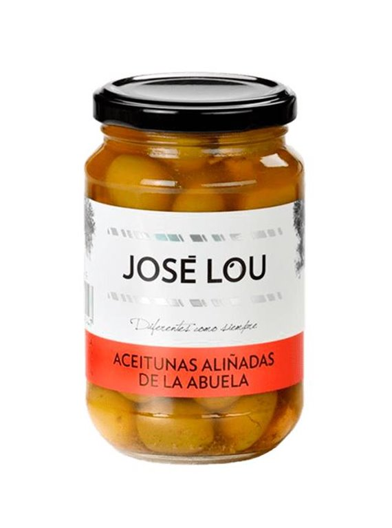 Aceitunas Aliñadas de la Abuela José Lou, 1 ud