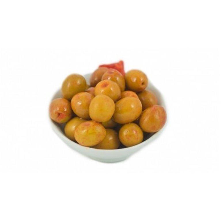 Aceitunas Buenavida de Aceuchal (Badajoz, Extremadura) - Lata 8,5 kg (Sabor anchoa)