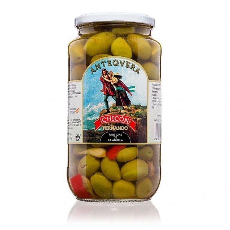 "Olives ""Grandma's"" GLUTEN-FREE"