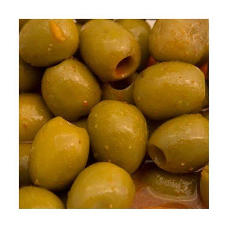 Aceitunas Gordal sin hueso adobadas