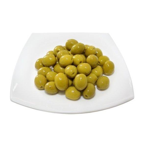 Aceitunas manzanilla sabor natural