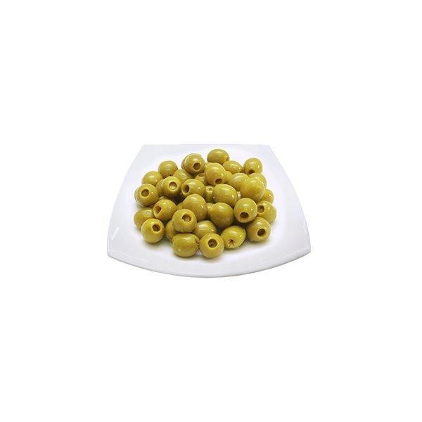 Aceitunas manzanilla sin hueso sabor anchoa