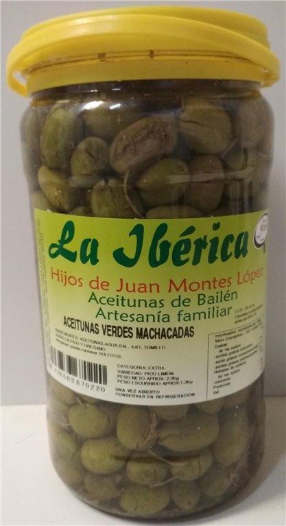 Aceitunas Pico Limón 1,2kg