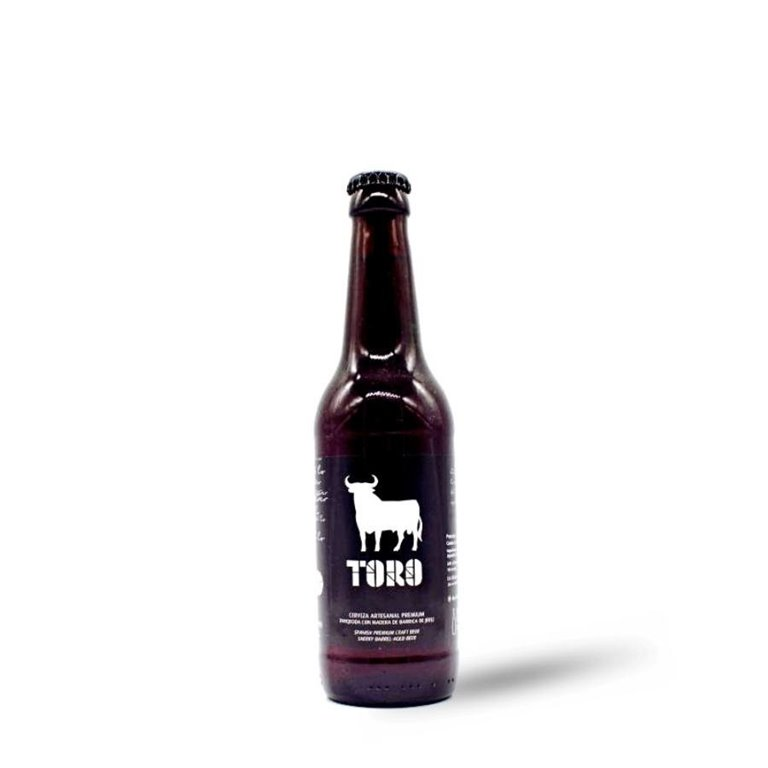 Cerveza Artesanal Premium Toro 33 cl., 1 ud