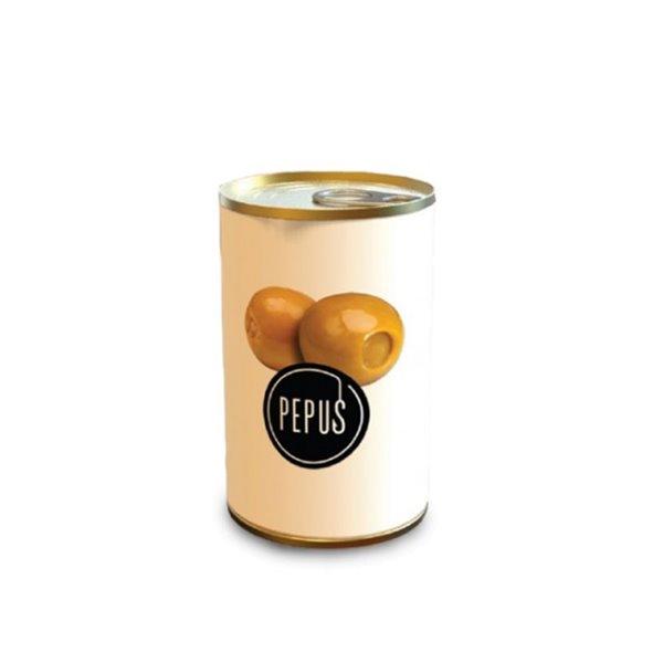 Aceitunas Rellenas de Anchoa Pepus 280 gr.