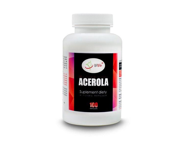 Acerola 500mg - 100 comprimidos, 1 ud