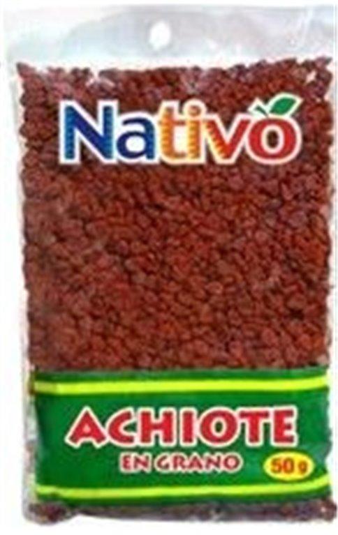 Achiote Grano 50g