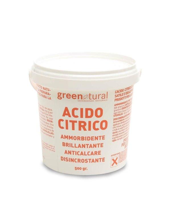 Ácido Cítrico, 500 gr