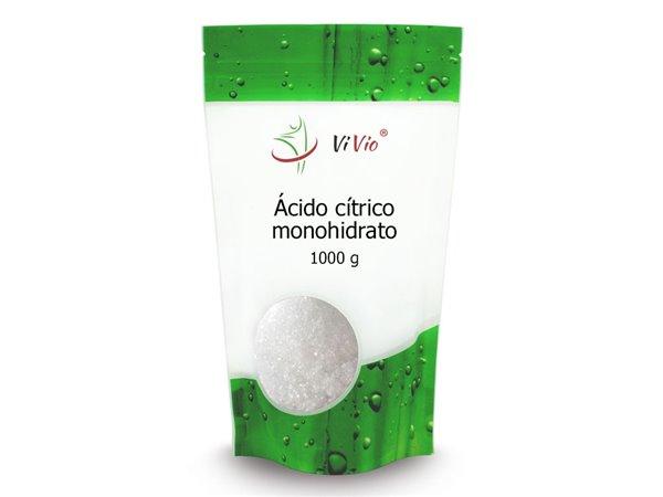 Ácido Cítrico Monohidrato 1000g