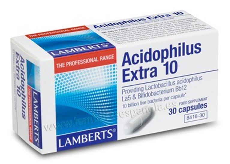 Acidophilus Extra 10, 1 ud