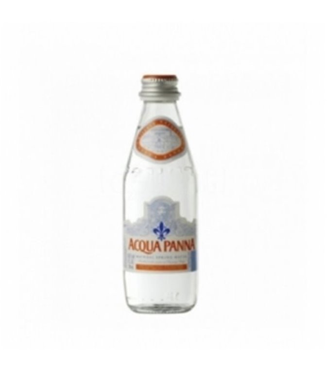 Acqua Panna sin gas (cristal) 25cl. Acqua Panna. 24un.