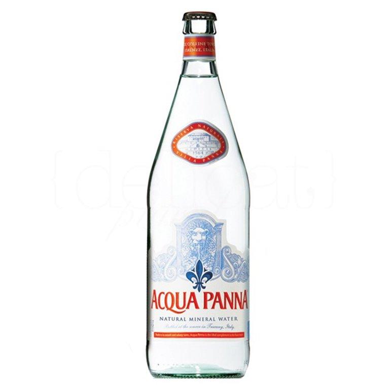 Acqua Panna sin gas (cristal) 50cl. Acqua Panna. 24un., 1 ud
