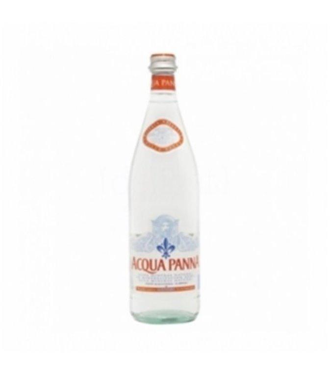 Acqua Panna sin gas (cristal) 75cl. Acqua Panna. 15un.