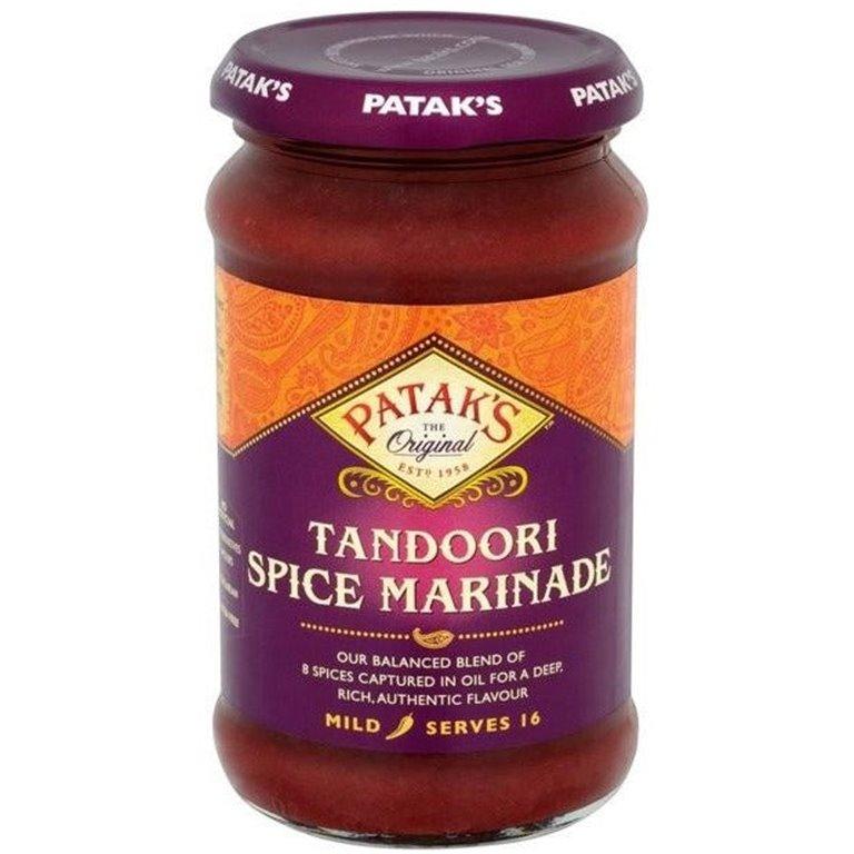 Adobo de Especias para Curry Tandoori 312g, 1 ud