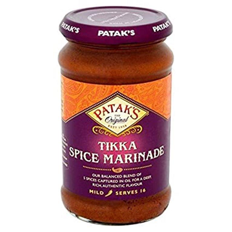 Adobo de Especias para Curry Tikka 300g