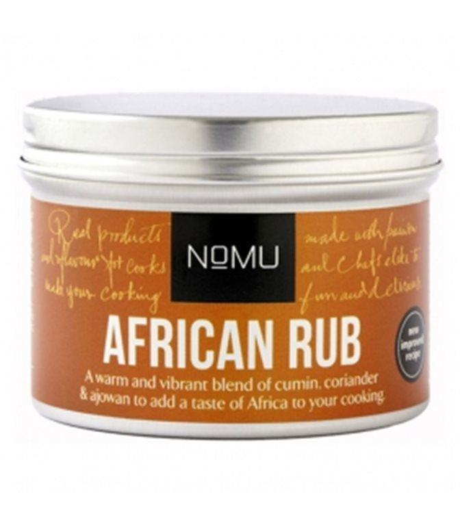 African Rub 65gr. NoMU. 8un.