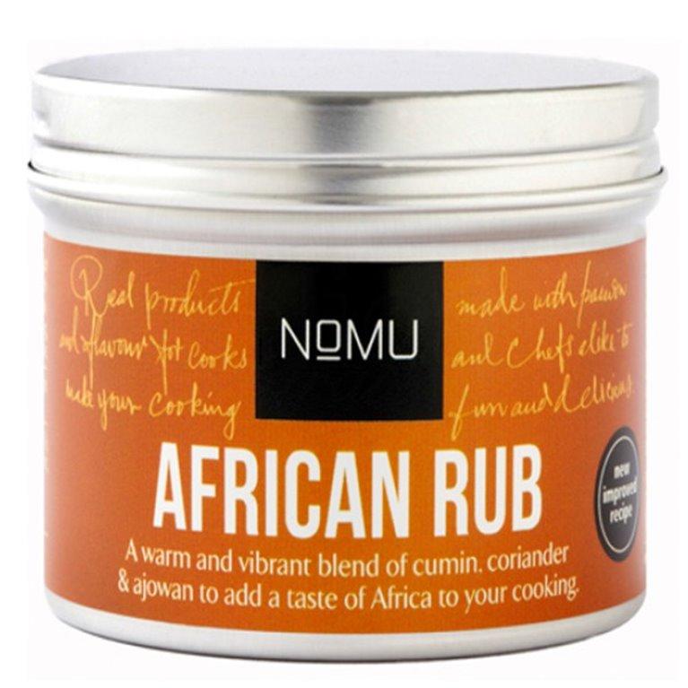 African Rub 65gr. NoMU. 8un., 1 ud