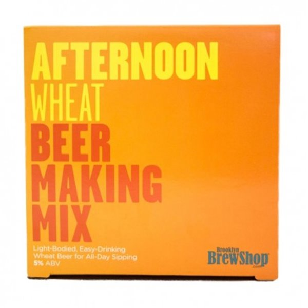 Afternoon Wheat Beer Making Mix