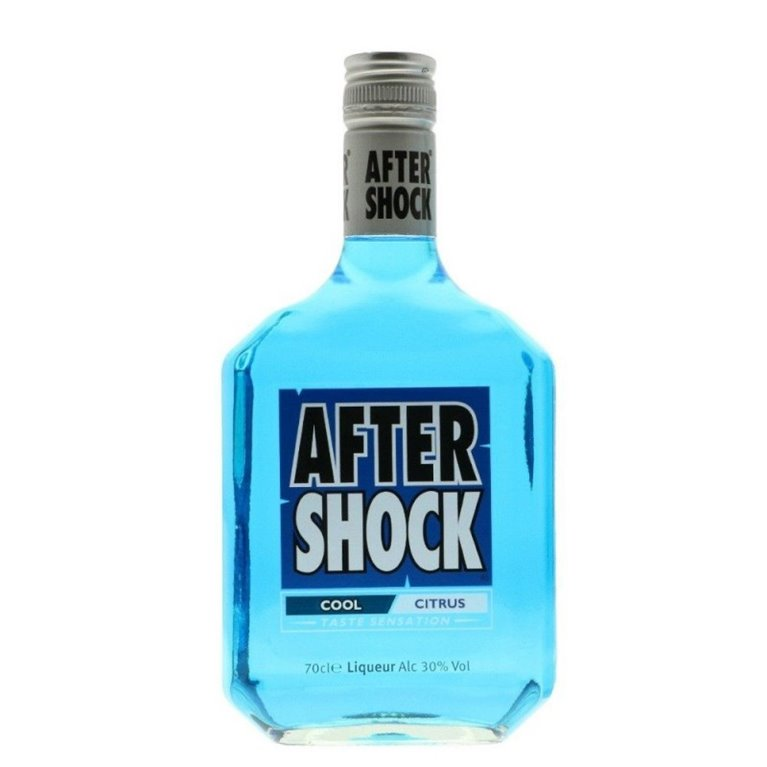 AFTERSHOCK BLUE 0,70 L.