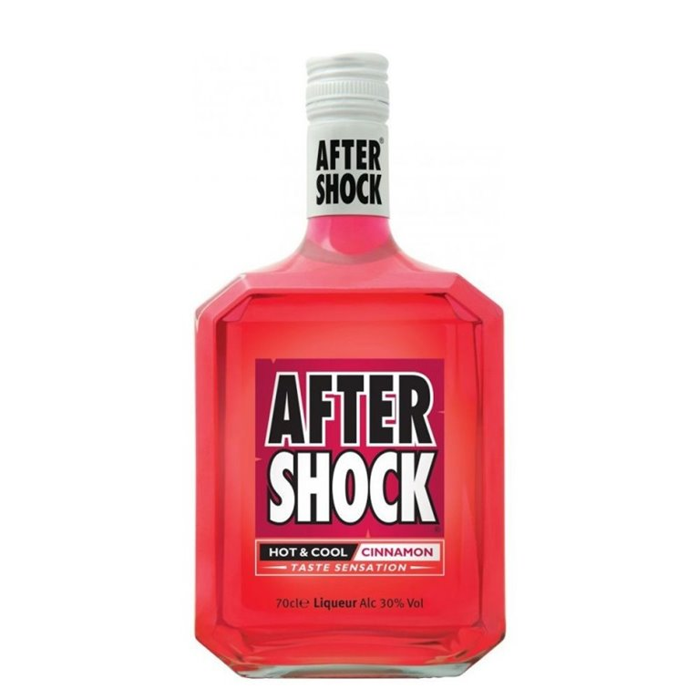 AFTERSHOCK RED 0,70 L.