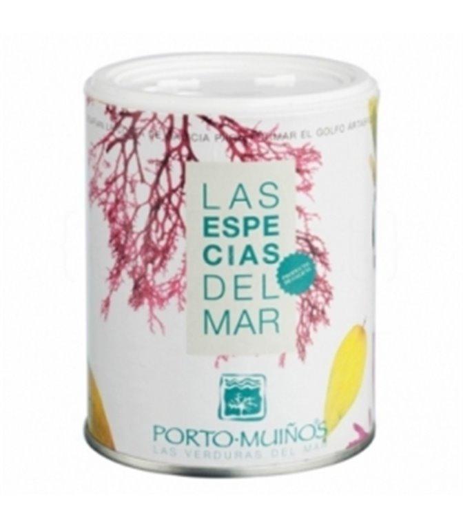 Agar-Agar powder 100gr. Porto-Muiños. 8un.