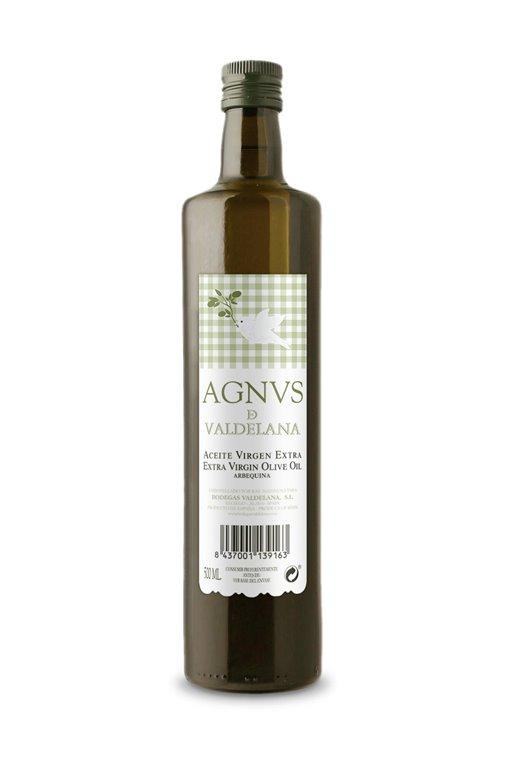 AGNVS arbequina 500ml
