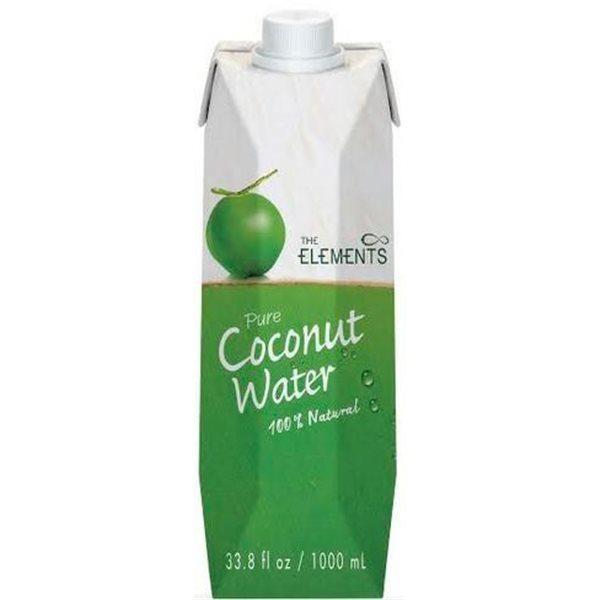 Agua de Coco 100% Puro 12L (12 x 1L)