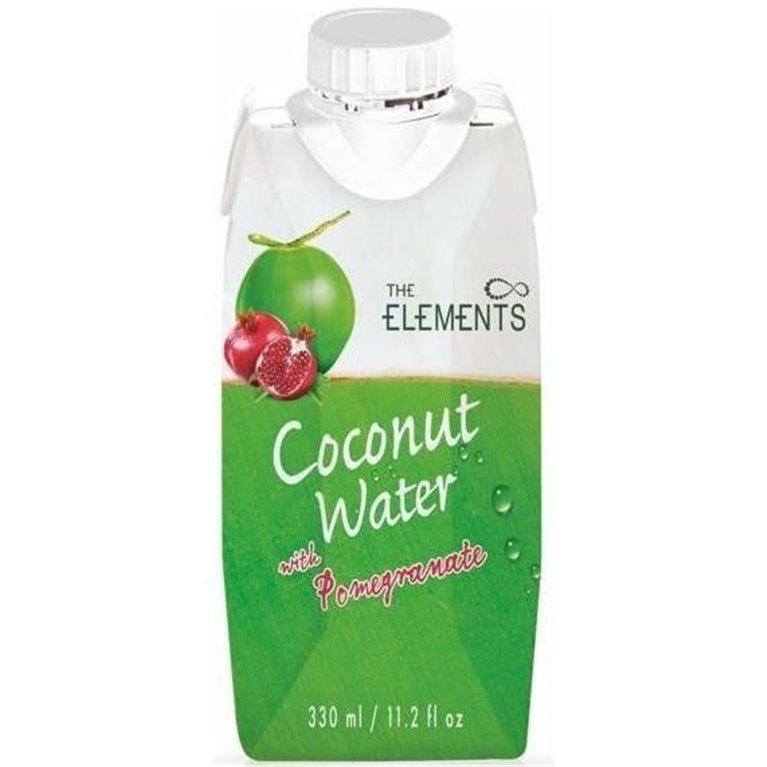 Agua de Coco con Granada 330ml, 1 ud