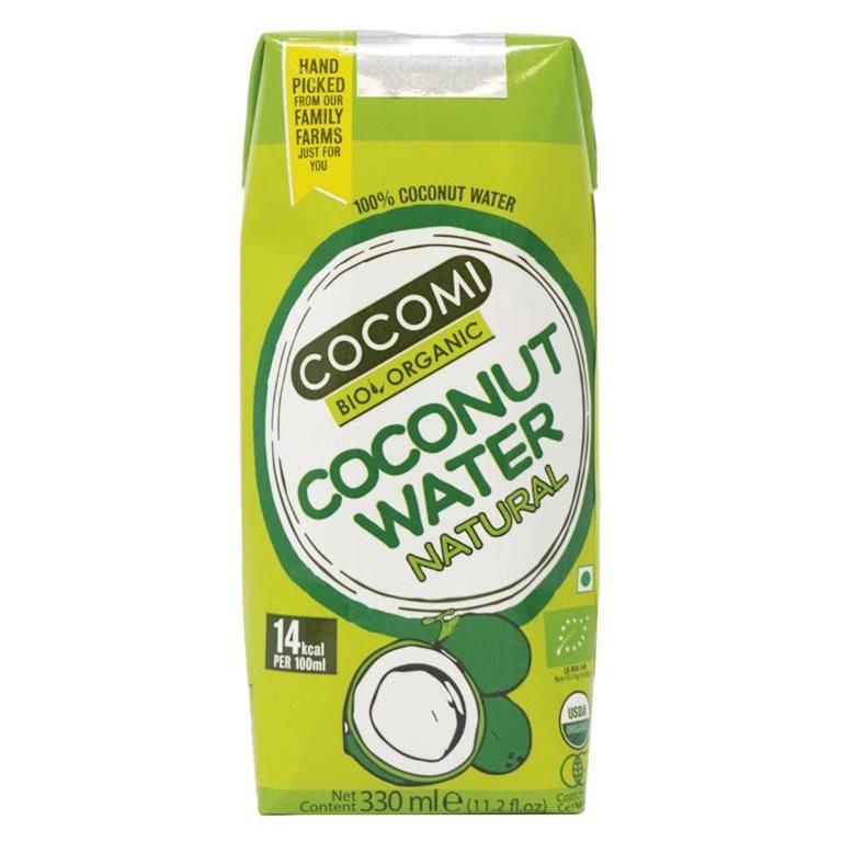 Agua de Coco con Mango (Sin Azúcar) Bio 330ml