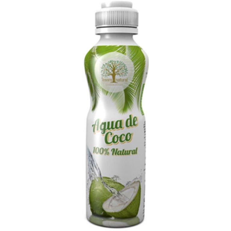 Agua de Coco Puro 500ml, 1 ud