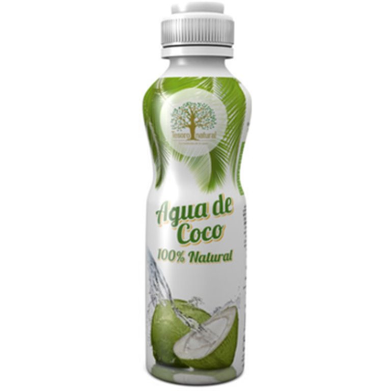 Agua de Coco Puro 6L (12 x 500ml), 1 ud