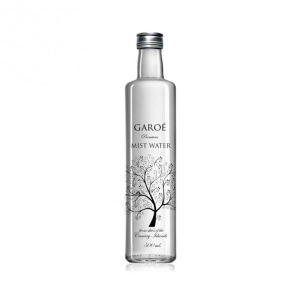 Agua de Niebla Premium Garoé 500 ml.