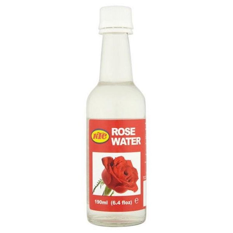 Agua de rosas 190ml 12 botellas