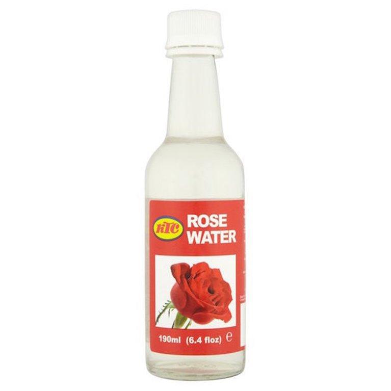 Agua de rosas 190ml, 1 ud