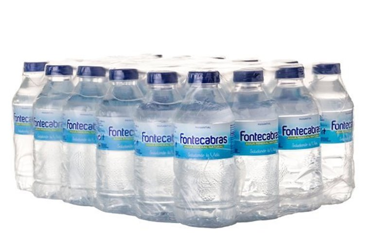 Agua Fontecabras pack 24 botellas de 0,33l